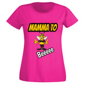 t-shirt mamma te bee