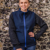 Softshell Bodywarmer te bedrukken of borduren