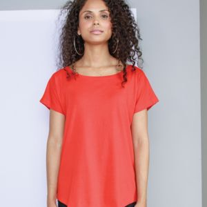 Dames Loose Fit T-Shirt Thumbnail
