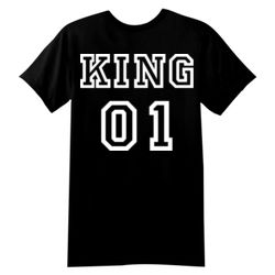 King 01 t-shirt bedrukken  Thumbnail
